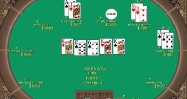 Texas hold'em – The Texas Hold Em Online Dispute